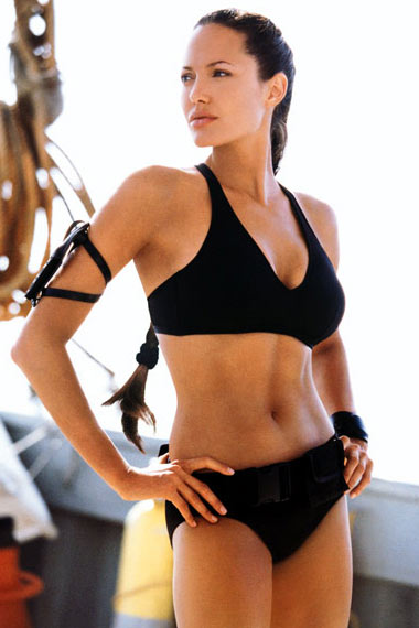Angelina Jolie Workouts and Diet