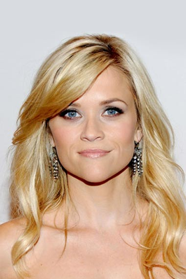 reese witherspoon long hair with bangs. Bangs Reese Witherspoon