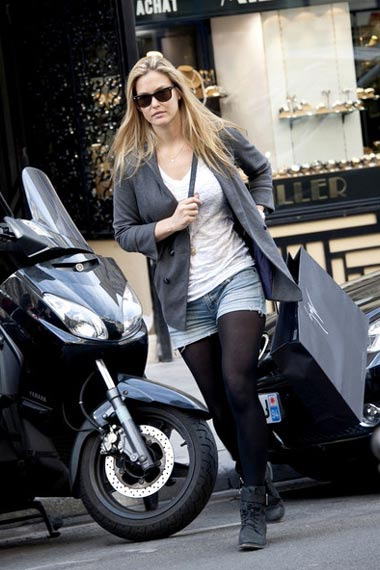 Bar Refaeli Stylish Clothing