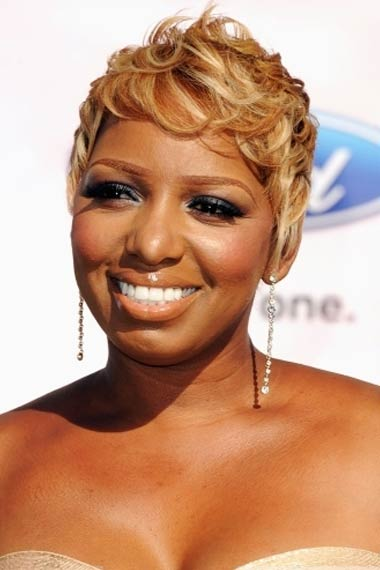 Nene Leakes Hairstyle at BET Awards 2012