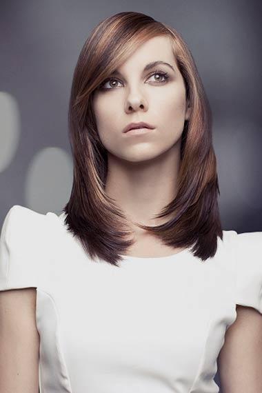 Hairstyles » Brunette Hair Highlights 2011