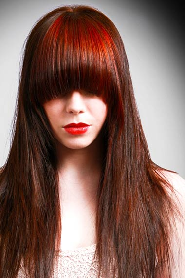 hair color styles highlights. the hair color trends of