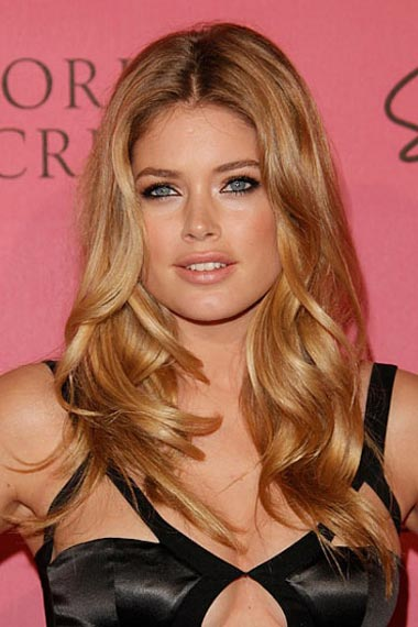 Doutzen Kroes's Long Hairstyle