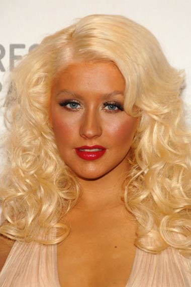 Christina Aguilera Before