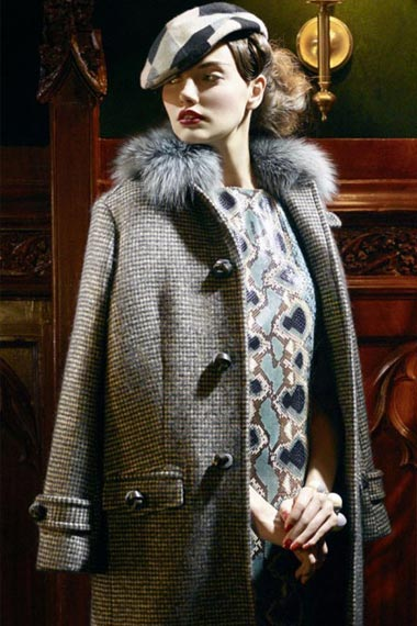 Christian Dior Fall/winter 2011/2012 collection