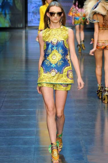 D&G%20Spring/Summer%202012%20RTW%20Collection