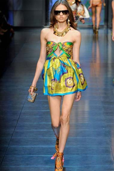 Dolce&Gabbana Spring/Summer 2012 Collection