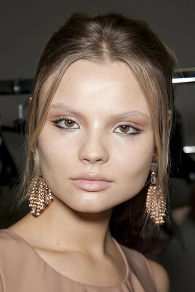 The eyeliner trend for Spring/Winter 2011-2012