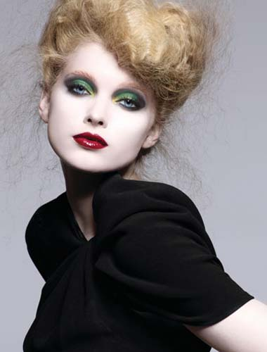 Holiday Makeup Ideas 2012