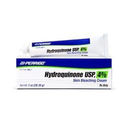 Hydroquinone (hydrochinon) - Dr. Jetske Ultee