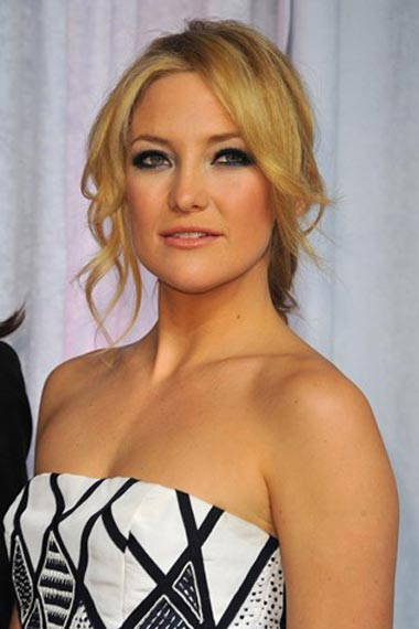 Kate Hudson Smokey Eyes