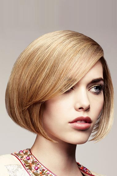 Best medium length hairstyles for summer 2013