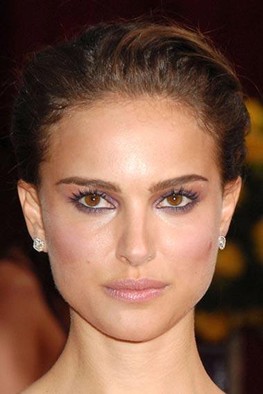 Thickest Eyebrows In The World Natalie portman eyebrows