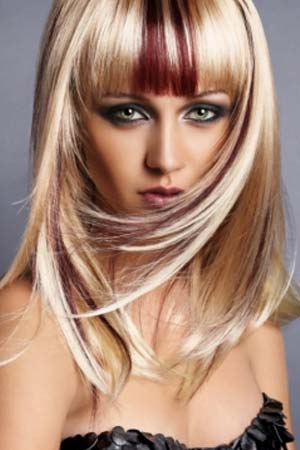 cool hair color ideas for brunettes. Cute Hair Coloring Ideas For