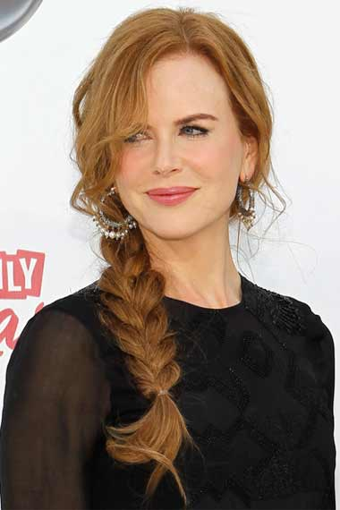 Spring/Summer with Top Hair Plait