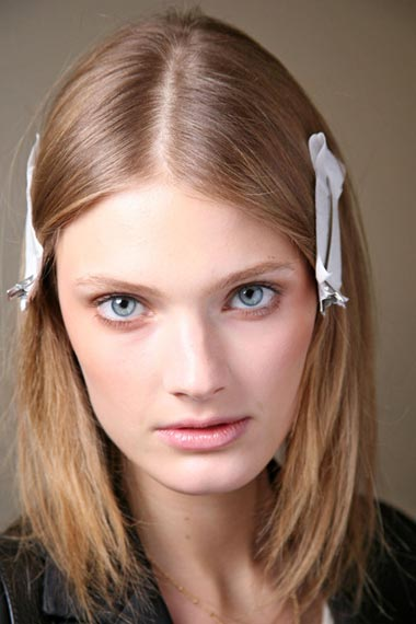 Nude makeup for spring/winter 2011-2012