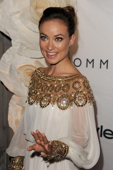 Olivia Wilde at 2012 International flim festival