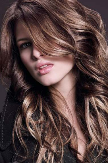Summer Hair Colors with Highlights