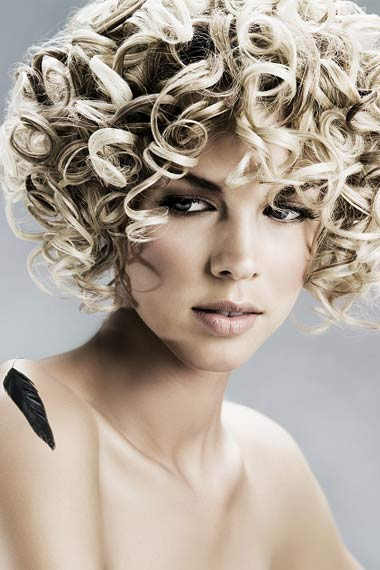 Remarkable Spiral Perm Hairstyles For Short Hair Easy Casual Hairstyles For Hairstyle Inspiration Daily Dogsangcom