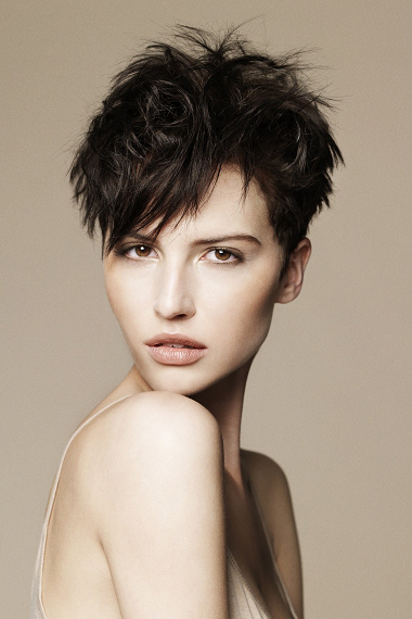 Very Short Textured Pixie Haircuts