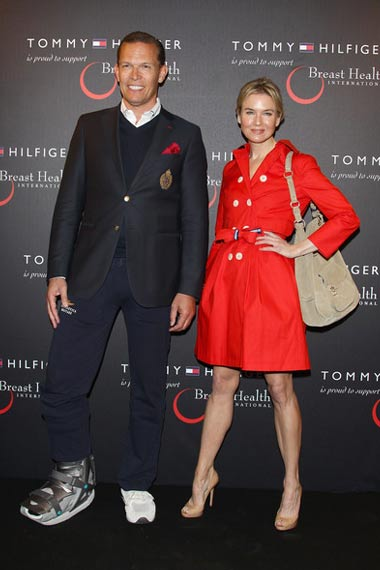 Renee Zellweger in Milan