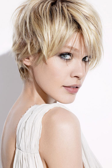 hairstyles for layered hair. Choppy Layered Hair Styles