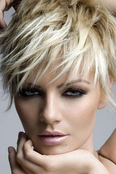 short layered hairstyles for girls. Layeredthese short jan , are