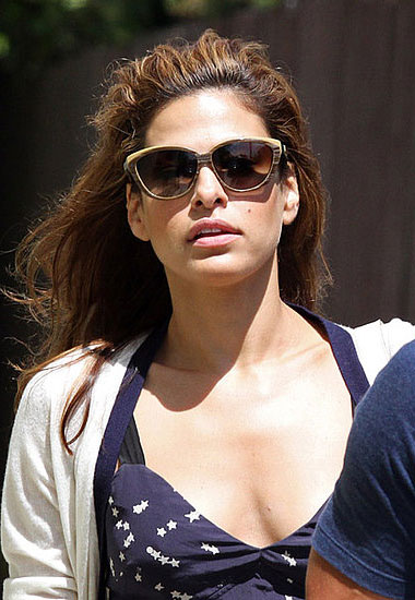 Eva Mendes | Celebrity Summer Accessories 2012