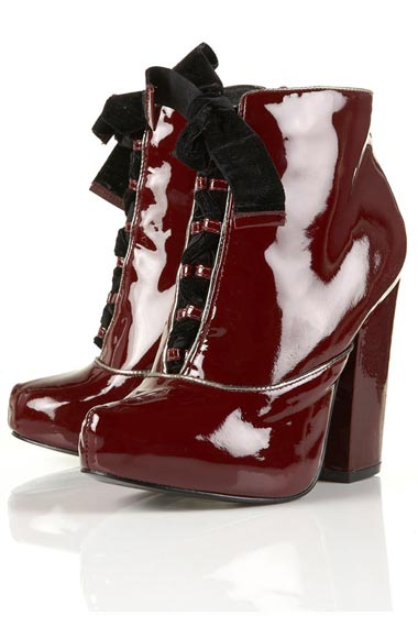 ankle boots winter 2012
