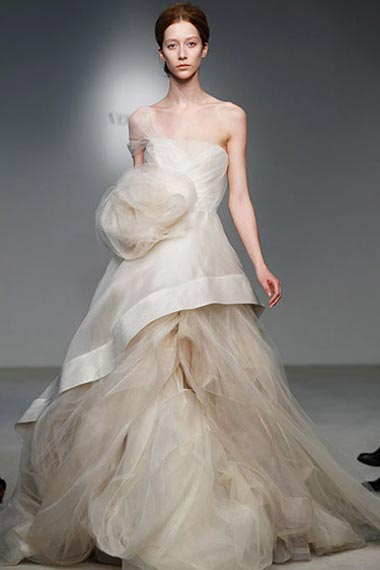 Vera Wang Bridal collection 2012