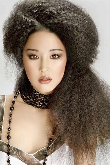 Magnificent Afro Hairstyle Growing Your Hair High And Thick Hairstyles For Women Draintrainus
