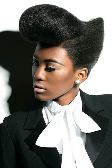 How To Style And Moisturize Natural Afro Hair