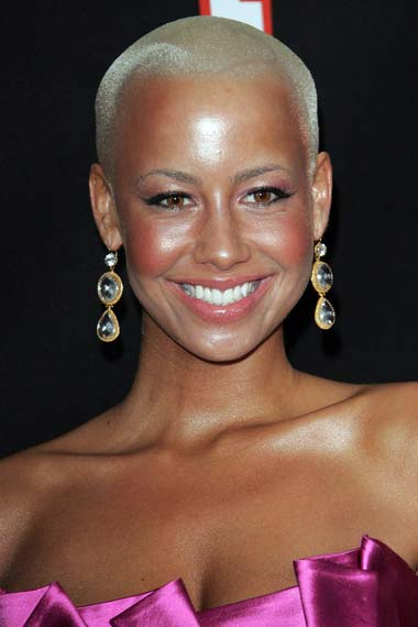 Amber Rose's Another Set of Scandalous Photos Hit the Net