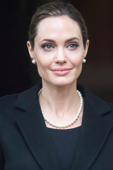 Angelina Jolie Double Mastectomy