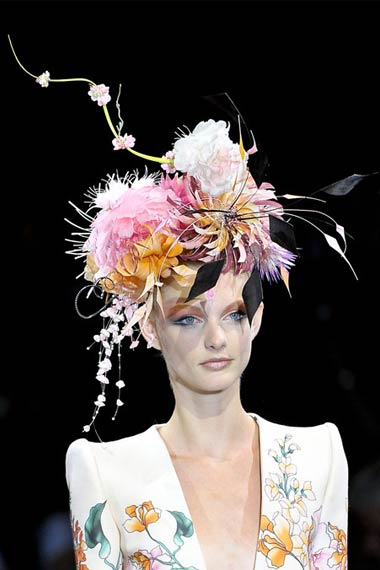 Haute Couture 2012 Collection