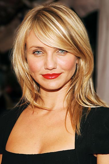 Bangs Cameron Diaz