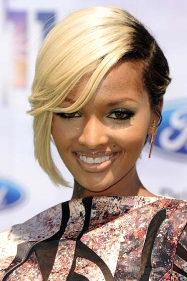 Lola Monroe Hairstyle at BET Awards 2012