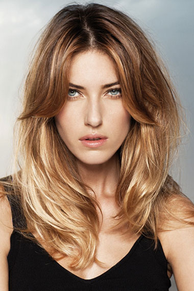 blonde hair color ideas 2012