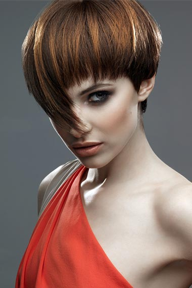 Short Bob Hairstyles: The 2012 Hairdo Trend