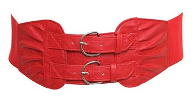 Bold Red Belts
