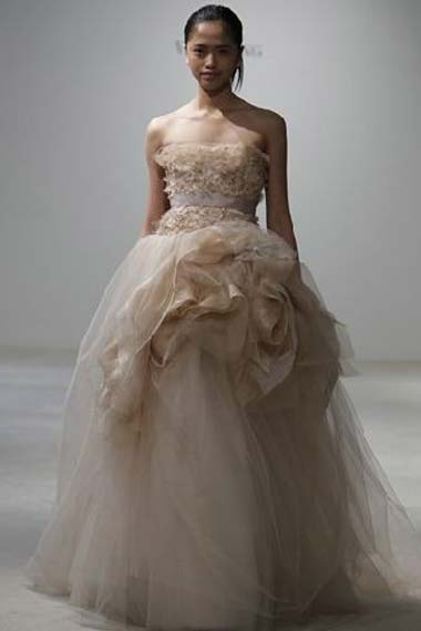 wedding collection 2012