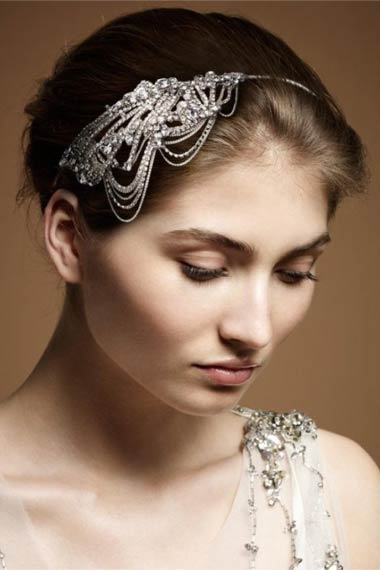 Latest Bridal Headbands Collection