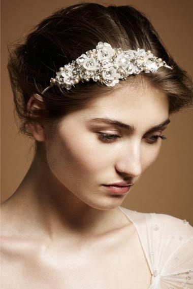 Bridal Headdress for 2012