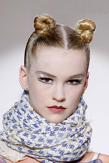 Odango Hairstyle