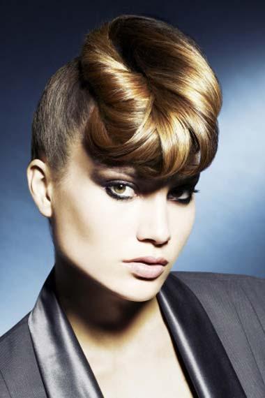Top Bun Hairstyle