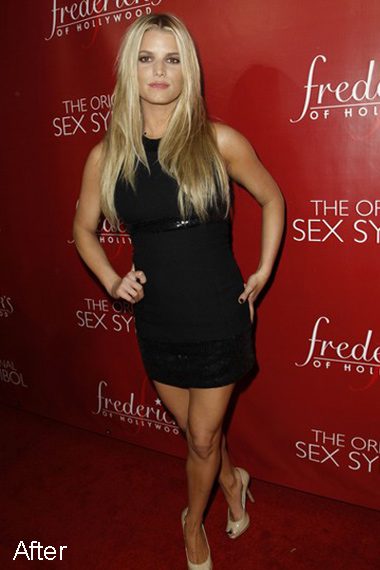 After Jessica Simpson