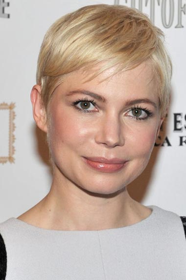 Celebrity's Most Recent Short Hairdo