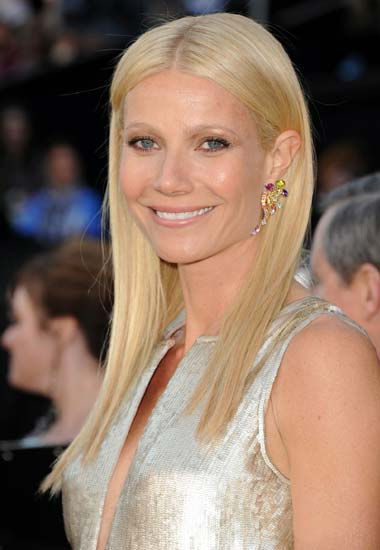 Celebrity Hairstyle that rocked the Red Carpet of Oscars 2012