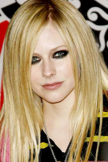 Avril Lavigne Before