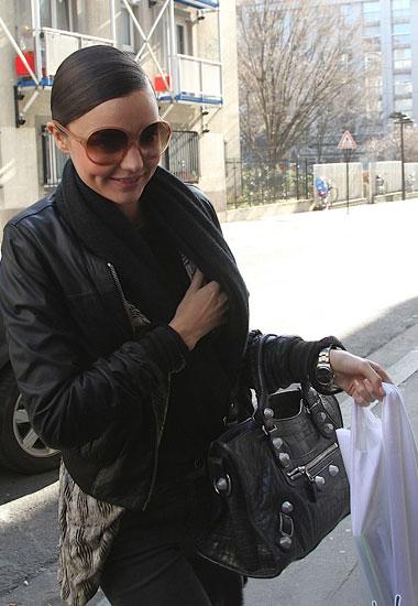 Miranda Kerr | Celebrity Summer Accessories 2012